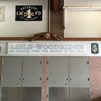 Photo taken at LWFD station 1 by Joe P. on 6/5/2015