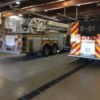 Photo taken at LWFD station 1 by Joe P. on 4/21/2015