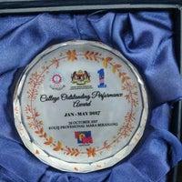 Photo taken at Kolej Profesional Mara Beranang by pija on 10/26/2017