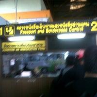 10/8/2012にmisrozie h.がด่านพรมแดนสะเดา (Dan Nok Immigration Check Point)で撮った写真
