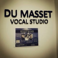 Photo taken at Du Masset - Vocal Studio by Du M. on 3/12/2014