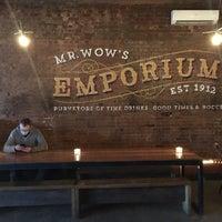 Photo taken at Mr Wow's Emporium by Alex W. on 8/5/2016