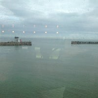 Photo taken at Port of Dover by Andrew S. on 4/19/2013
