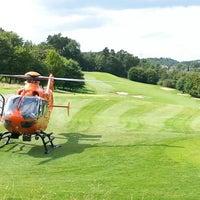 Das Foto wurde bei Golfclub am Lüderich e.V. von Marco V. am 8/11/2014 aufgenommen