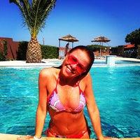 Photo taken at Blue Bay Resort & Spa Hotel by Svetasha on 6/30/2013