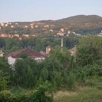 Photo taken at İlyasbey Köyü by Seda K. on 8/7/2016