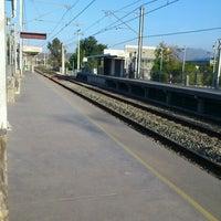 Photo taken at Metro Valparaíso - Estación Sargento Aldea by manolo s. on 12/29/2012