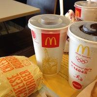Photo taken at McDonald's by Bripda Randi N. on 4/12/2013