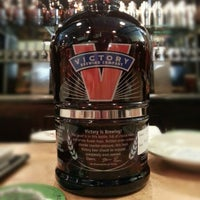 Photo taken at Victory Brewing Company by Andy S. on 1/27/2013