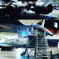 Photo taken at Tulsa Air and Space Museum & Planetarium by Matthew L. on 4/4/2016
