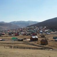Photo taken at Жигжид by Gantulga s. on 3/30/2014