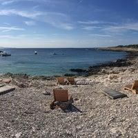 Photo taken at Jerolim Island by Dennis P. on 9/6/2015