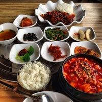 Photo taken at Da Sa Rang Korea BBQ Restaurant by Eyrique G. on 3/23/2013
