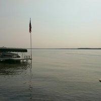 Photo taken at Mullet Lake by Andy B. on 7/4/2015