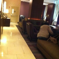 Photo taken at DoubleTree by Hilton Hotel New York City - Financial District by Rachel T. on 3/17/2013
