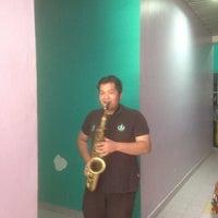 Photo taken at Fakulti Muzik & Seni Persembahan UPSI Kampus Sultan Abd Jalil Shah by Din A. on 9/6/2016