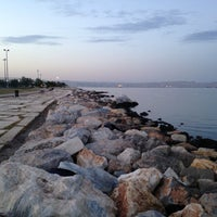 Снимок сделан в Bostanlı Sahili пользователем Tarık Ö. 6/6/2013