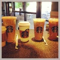 Photo taken at Starbucks by Justin H. on 4/19/2013