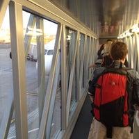 Photo taken at Air Berlin Flight AB 8175 by bnz on 6/23/2013