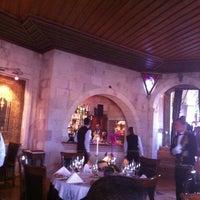 Photo taken at Lil'a Restaurant by Bülent C. on 5/16/2013