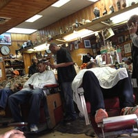Photo taken at Church Street Barber Shop by Everett M. on 1/5/2013