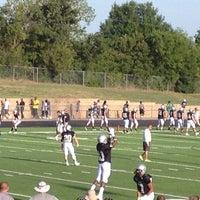 Photo taken at Guyer High School by Everett M. on 8/22/2014