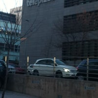 Photo taken at Telepizza HQ by Macarena M. on 1/3/2013