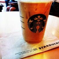 Photo taken at Starbucks by NadiaTz l. on 11/4/2012