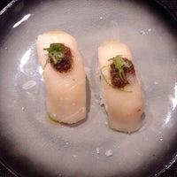 Photo taken at Nokori Sushi Bar by Aydee G. on 7/25/2015