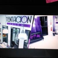 Photo taken at Tentación Salón by Tentación S. on 1/20/2016