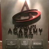 Photo taken at Chocolate Academy Callebaut Sao Paulo by Ana Carolina S. on 1/21/2016