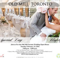 Photo taken at Old Mill Toronto by Olivia M. on 1/6/2016