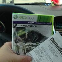 Photo taken at Gamestop by Lisa C. on 8/20/2013