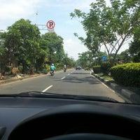 Photo taken at Jalan Ir. H. Juanda by olive t. on 12/19/2013