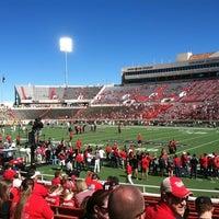 Photo taken at Jones AT&T Stadium by Dane D. on 10/13/2012