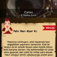 Photo taken at Meşrutiyet 532 Otobüs Durağı by Cansu D. on 12/8/2016