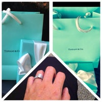 Photo taken at Tiffany & Co. by Crystal on 10/23/2013