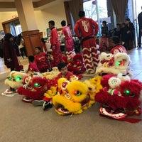 Photo taken at Vietnam Buddhist Center by Crystal on 1/28/2017
