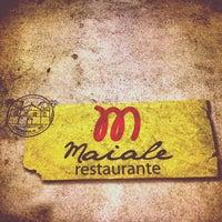 Photo taken at Maiale Empório e Restaurante by Leonardo C. on 6/10/2013