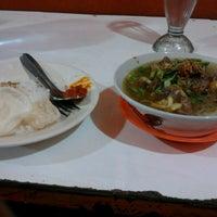 Photo taken at Nasi Goreng Oke by bnubjo on 12/19/2013