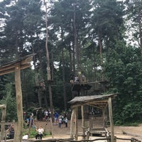 Photo taken at Bedgebury National Pinetum by Andrew T. on 7/15/2017