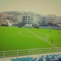 Photo taken at Karapürçek Stadı by Kadirr 0. on 6/27/2016