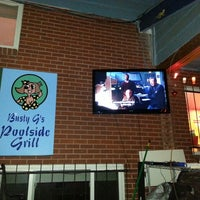 Photo taken at Busty G's Poolside Grill by Glenn G. on 6/3/2013