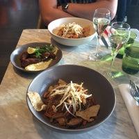 Photo taken at FRAME Brasserie California by Nicky 🌸 on 7/30/2017