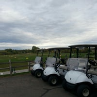Photo taken at Applewood Golf Course by 'Vernon J. on 10/13/2012