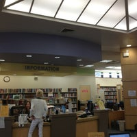 Photo taken at Los Angeles Public Library - Palms-Rancho Park by LT B. on 8/17/2013