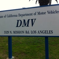 Photo taken at California Department Of Motor Vehicles by LT B. on 11/30/2012