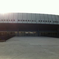 Photo taken at Los Angeles Memorial Sports Arena by LT B. on 3/20/2013
