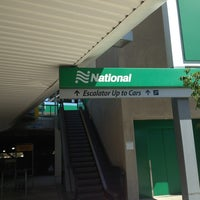 Photo taken at National Car Rental by LT X. on 9/6/2013
