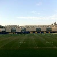 Photo taken at UCLA Spaulding Field by LT B. on 9/28/2012